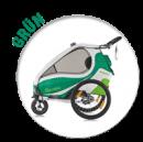 Kidgoo2 in grün