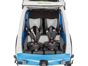 Kidgoo2 Kindersportwagen Innenraum 5-Punkt-Sicherheitsgurt